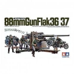 Tamiya 35017, German 88mm...