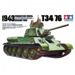 Tamiya 35059, T-34/76 - 1943