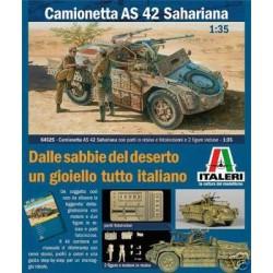 ITALERI 6452, Camionetta AS...