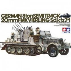 Tamiya 35050, German Half...