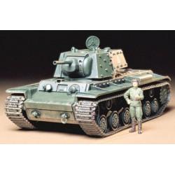 Tamiya 35142, KV-1B