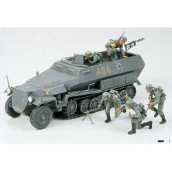 Tamiya 35020 Hanomag Sdkfz...