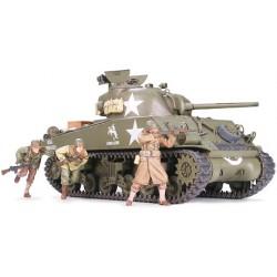Tamiya 35250 US Medium Tank...