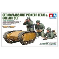 Tamiya 35357 German Assault...