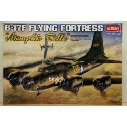 Academy 12495 B-17F MEMPHIS...