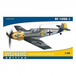 Eduard BF 109E-1
