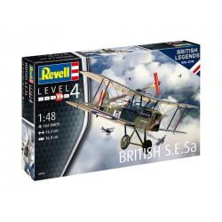 Revell 03907 Britsh S.E.5a