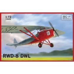 IBG 72502 RWD-8 PWS