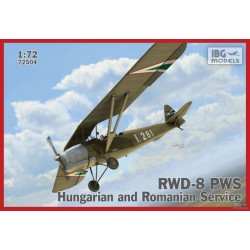 IBG 72504 RWD-8 PWS...