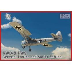 IBG 72503 RWD-8 PWS German,...