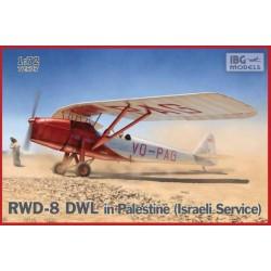 IBG 72527 RWD-8 DWL in...