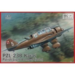 IBG 72507 PZL 23B Karaś...