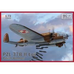 IBG 72515 PZL 37B II ŁOŚ