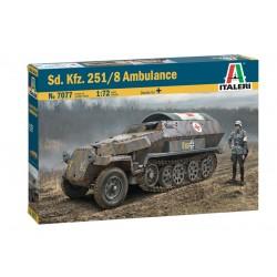 Italeri 7077 Sd. Kfz. 251/8...
