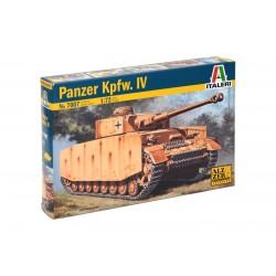 Italeri 7007 Pz. Kpfw. IV