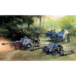 Italeri 7026 German Guns...