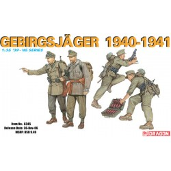 Dragon 6345 GERMAN GEBIRSJAGER