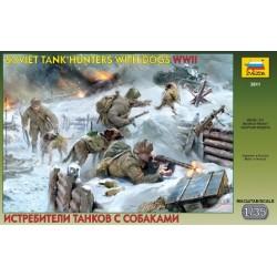 Zvezda 3611 Soviet Tank...