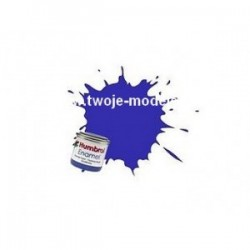 Humbrol 14 French Blue Gloss